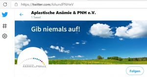 Twitter Startseite AAundPNHeV