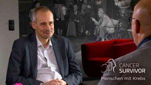 Interview der Initiative Cancer Survivor mit Rainer Göbel zu Selbsthilfe und Blutkrebs